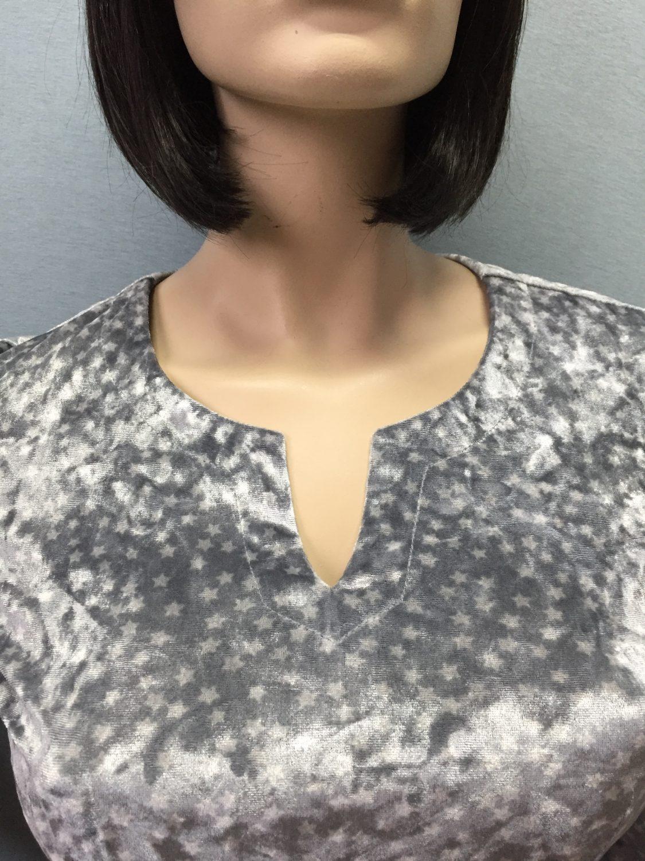 Фото платье, состав бархат, артикул 17.1-10n