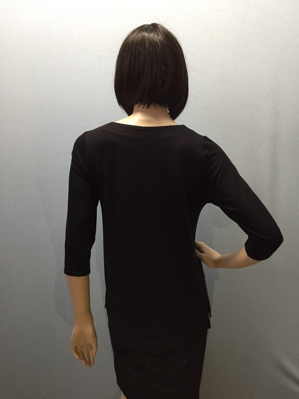 Фото блузка, состав вискоза и пайетки, размеры 46-54, артикул 191-3b