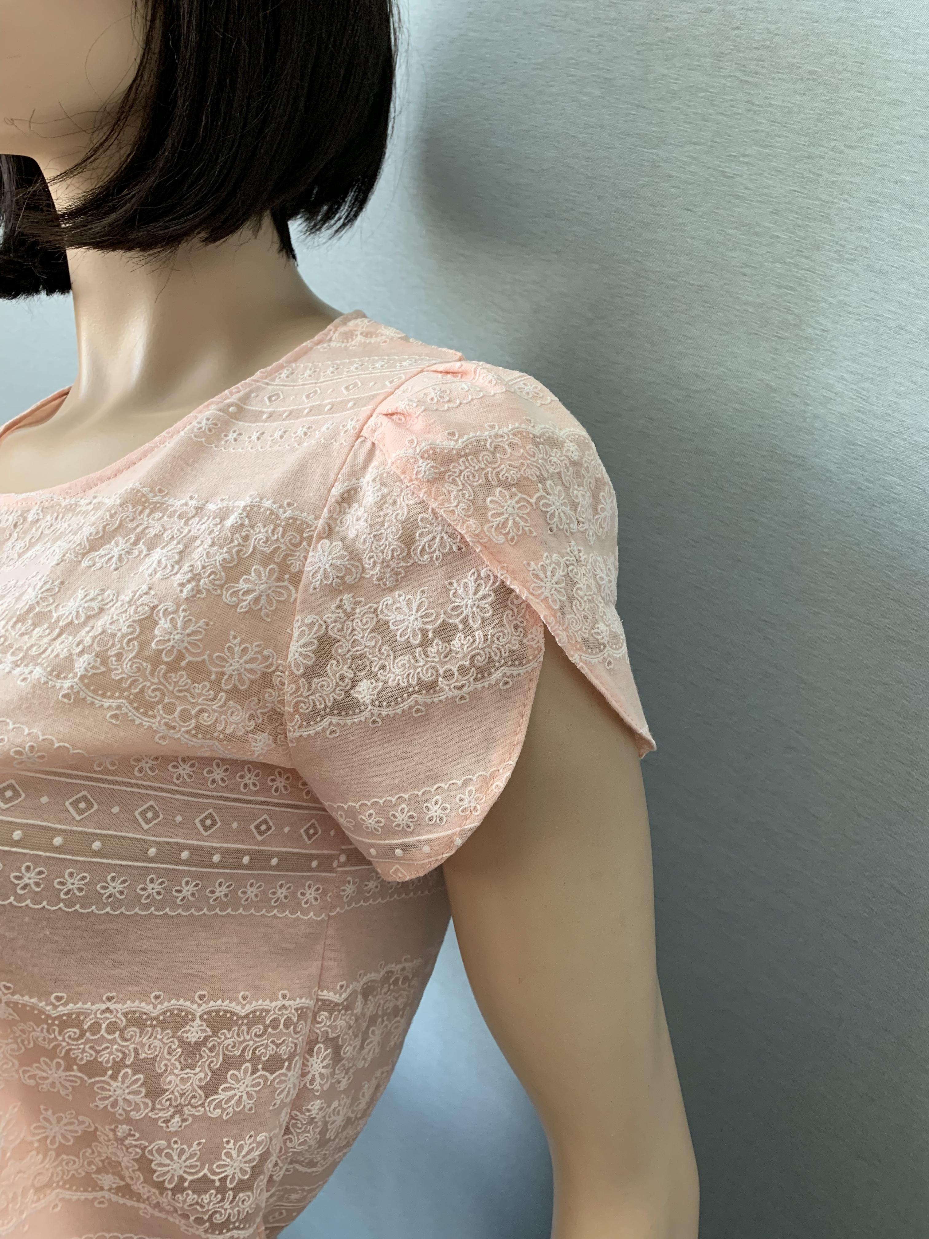 Фото блузка, состав хлопок 50%, полиэстер 50%, размеры 44-52, арт 301-7-h