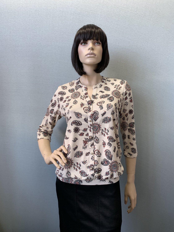 Фото блузка, состав вискоза, размеры 50-56, артикул 22-12