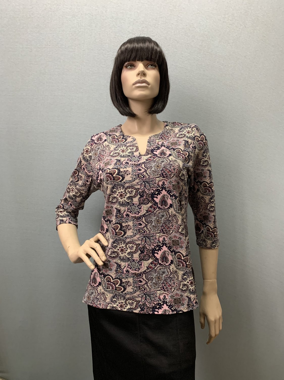 Фото блузка, состав вискоза, размеры 50-58, артикул 2096