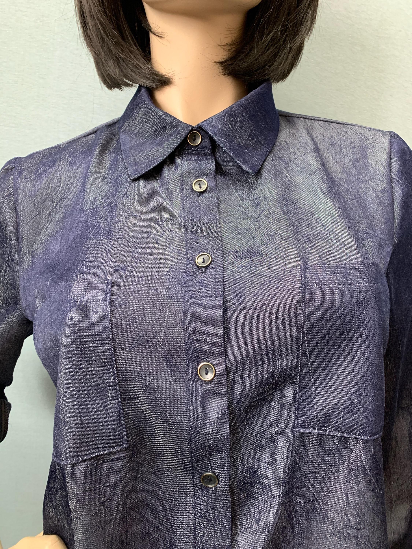 Фотография рубашка, составь текстиль, артикул 60-1
