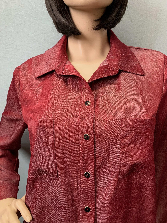 Фотография рубашка, составь текстиль, артикул 60-3
