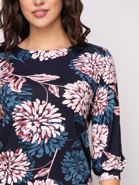 Фото блузка, состав вискоза, размеры 46-54, артикул 205.2-15