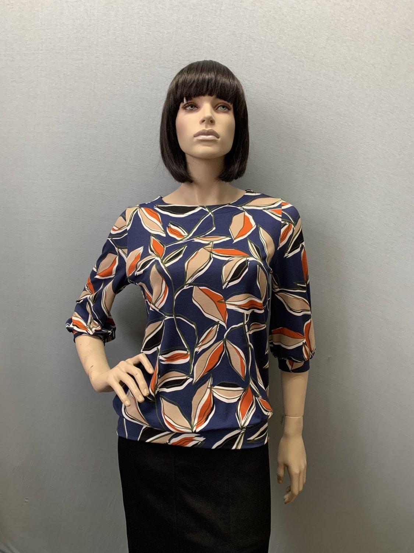 Фото блузка, состав вискоза, размеры 46-54, артикул 205.2-16
