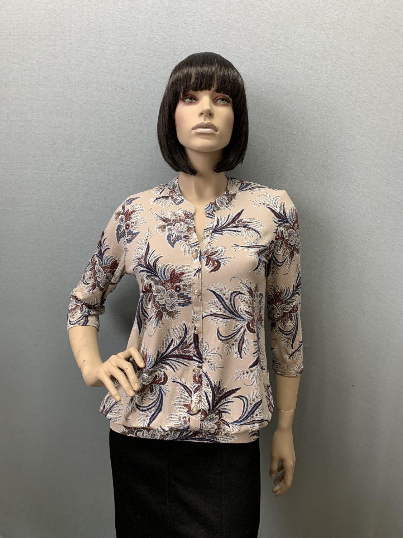 Фото блузка, состав вискоза, размеры 50-56, артикул 2146