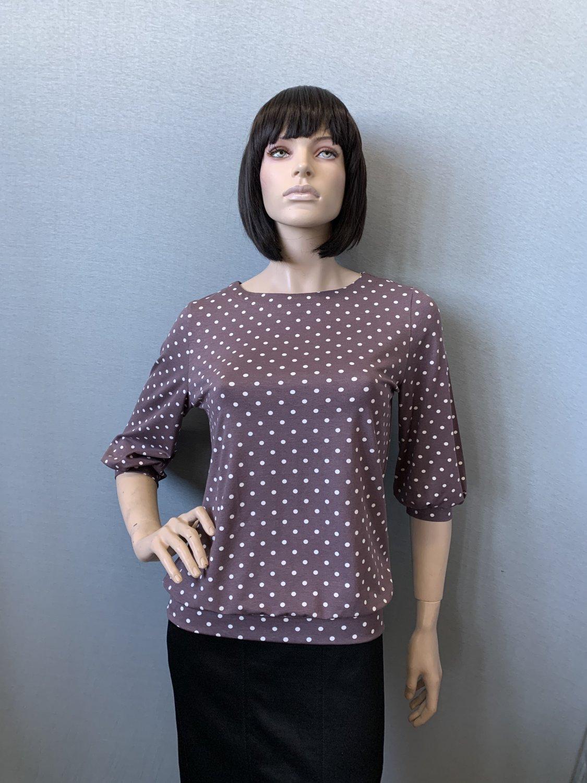 Фото блузка, состав вискоза, размеры 46-54, артикул 205.2-26