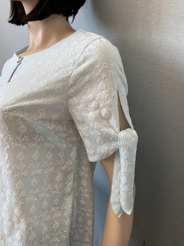 Фото блузка, состав вискоза, размеры 46-54, артикул 307-3-h