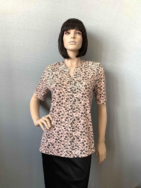Фото блузка, состав вискоза, размеры 50-56, артикул 2187