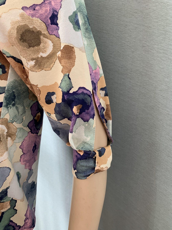 Фото блузка, состав вискоза, размеры 46-54, артикул 209-4-h