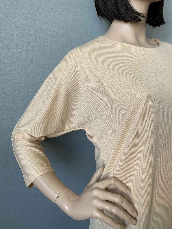 Фото блуза, состав вискоза 70%, полиэстер 25%, 5% эластан, размеры 52-58, артикул 28-1-h