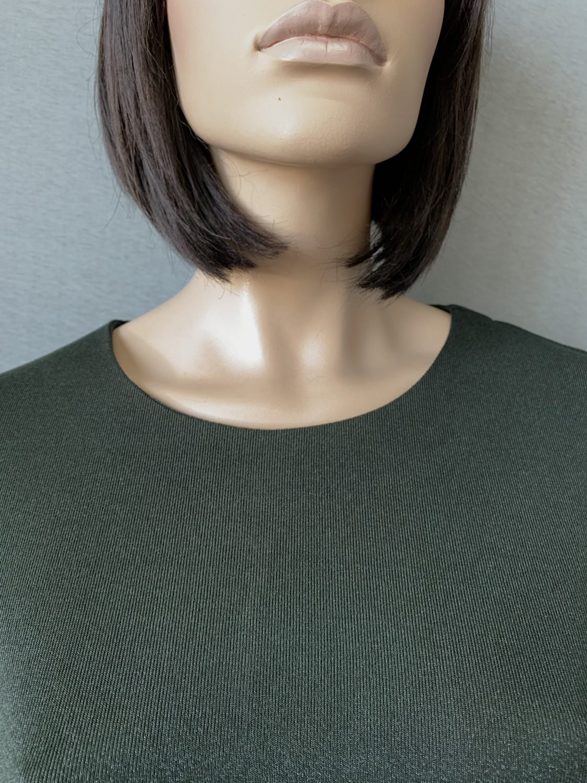 Фото блуза, состав вискоза 70%, полиэстер 25%, 5% эластан, размеры 52-58, артикул 28-2-n