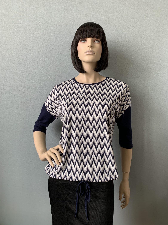 Фото блузка, состав вискоза, размеры 44-54, артикул 401-22