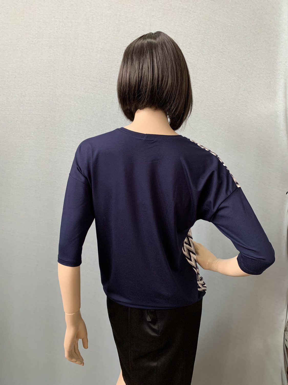 Фото блузка, состав вискоза, размеры 44-54, артикул 401-22-b