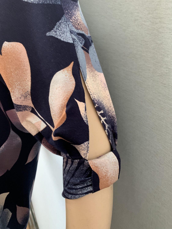 Фото блузка, состав вискоза, размеры 46-54, артикул 209-5-h
