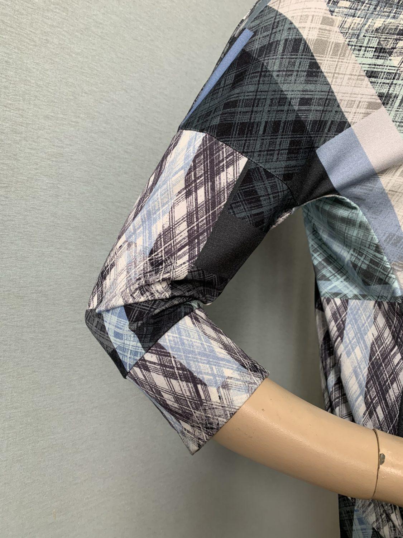 Фото блузка, состав вискоза, размеры 46-54, артикул 660-2-h