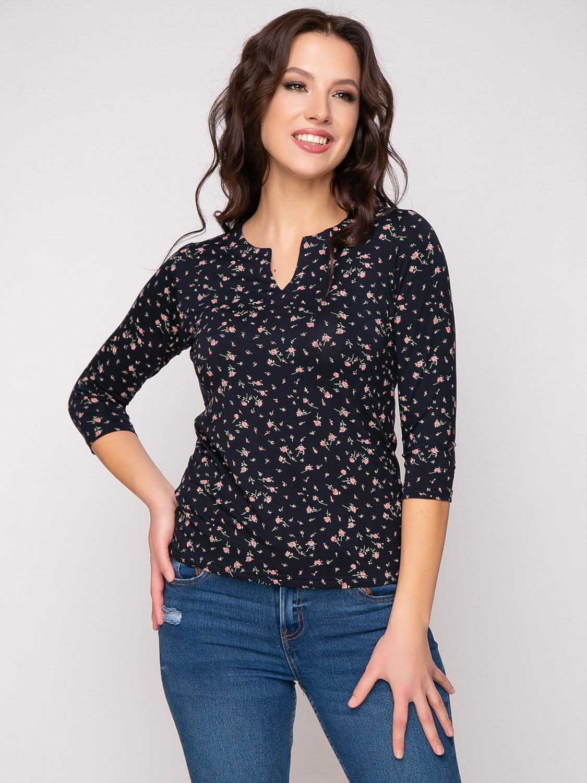 Фото блузка, состав 92% вискоза , 8% эластан, размеры 46-54, артикул 201-126
